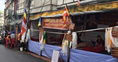 Allow Karmapa To Visit Sikkim: Monks Enter 33rd Day Of Hunger Strike