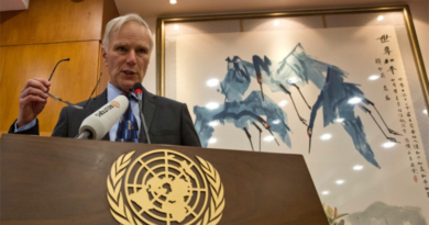 China Did Not Allow Free Access: UN Envoy's Visit To China