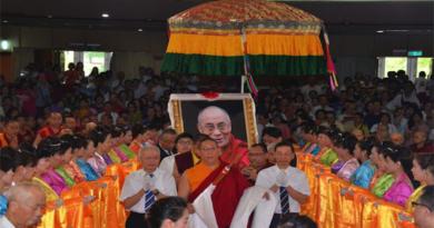China Warns Taiwan Against The Possible Dalai Lama Visit