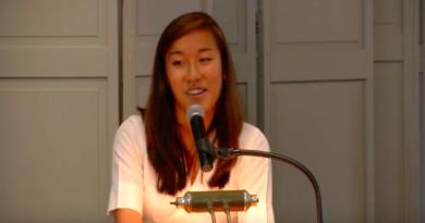 Tibetan Girl's Heart Touching Graduation Speech Gets Standing Ovation
