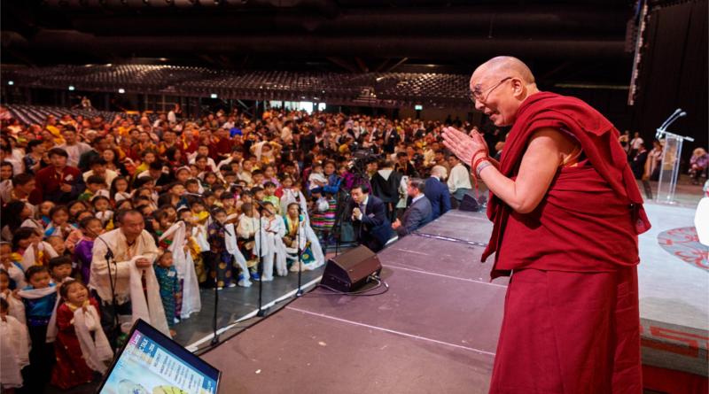 Dalai Lama Arriving In France Today, Chinese Pressure Mounts