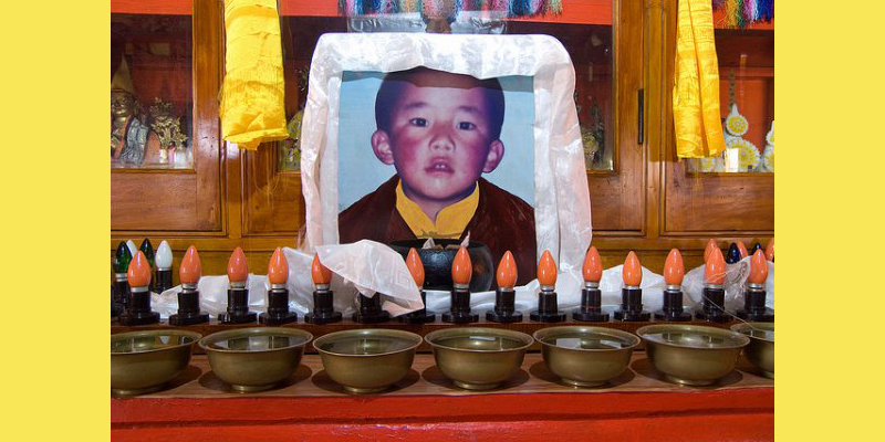 Tibetans Do Not Identify China Appointed Panchen Lama