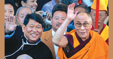 Dalai Lama Visiting Arunachal Pradesh Not A Problem: India