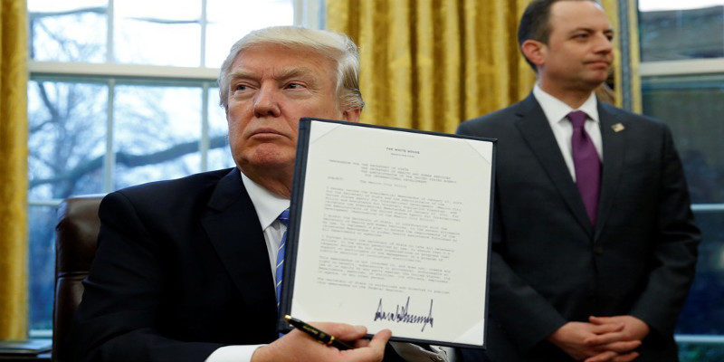 Trump's Executive Order On Immigration May Spell Tough Times For Tibetan Refugees