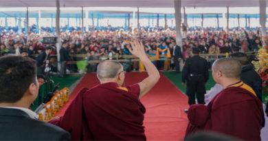 Dalai Lama Concluded 34th Kalachakra, Assured His Long Life
