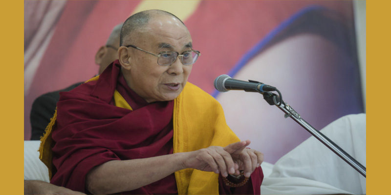 Millions Adopting Buddhism In China Says Dalai Lama