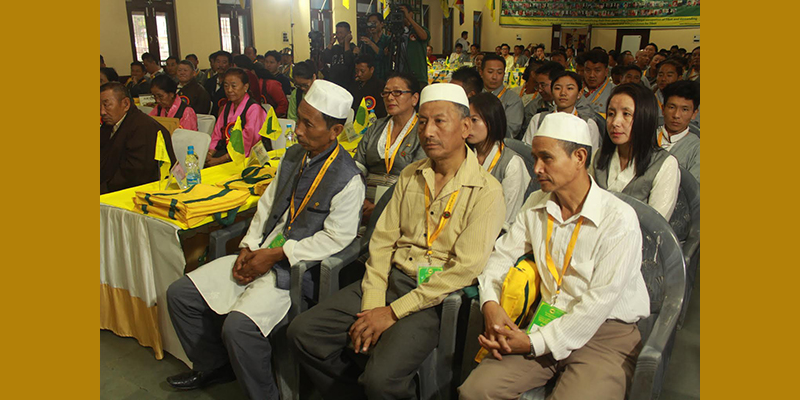 Tibetan Muslims Hope For A Seat In Tibetan Parliament