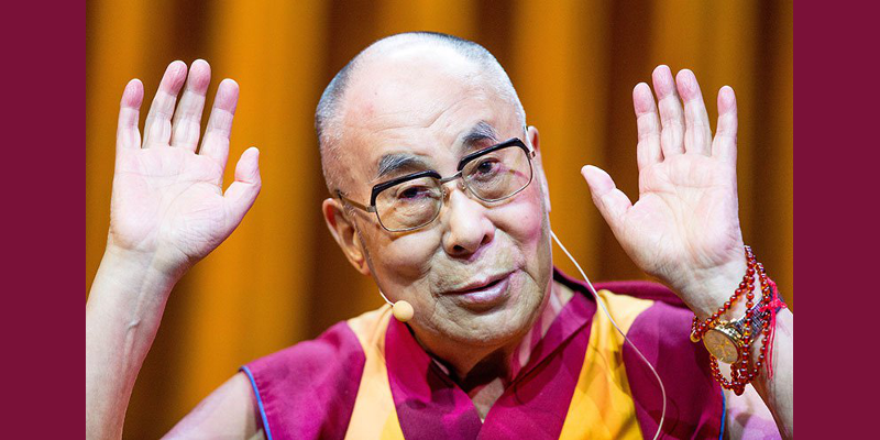 Why Chinese International Students Hate Dalai Lama?