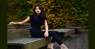 Tibetan Girl Among Top Model Belgium Finalists