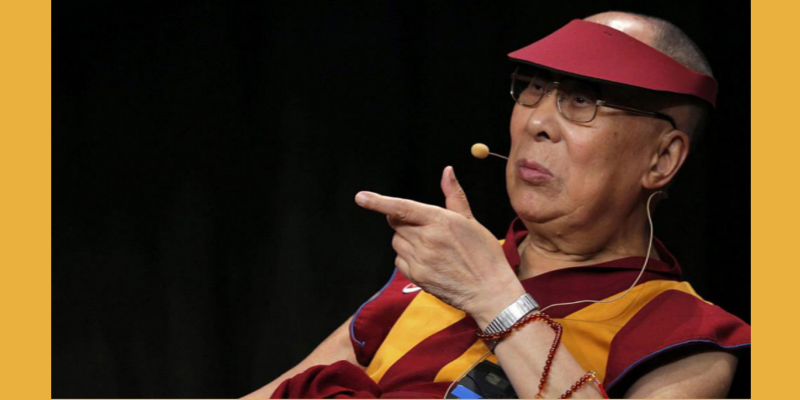 Why Is China Paranoid of The Dalai Lama: A Non-Tibetan's Account