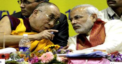 Dalai Lama Says He Admires Narendra Modi's Works