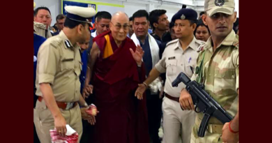 Dalai Lama Arrives In Assam, Way To TAWANG, Despite China's Opposition