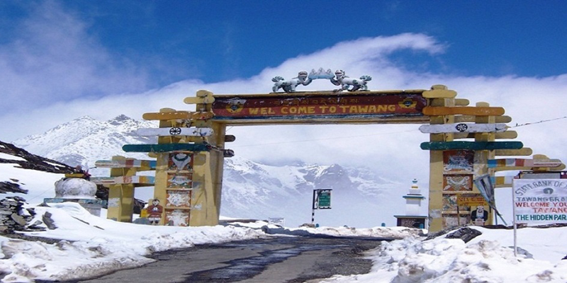 India Illicitly Occupied Arunachal Pradesh Says China