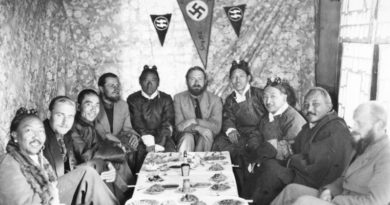 Nazi's Tibet Expedition Turned To A Drunken Hunting