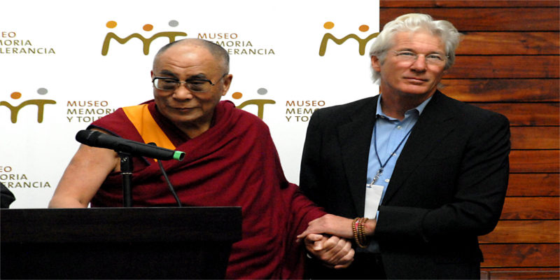 Hollywood Shunning Richard Gere For Supporting Tibet Implies Chinese Factor There