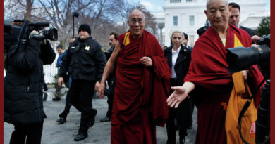 Dr. Lobsang Sangay Urges President Trump To Meet Dalai Lama