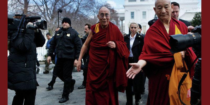 Dr. Lobsang Sangay Urges President Trump To Meet Dalai Lama