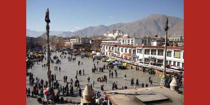Tibetan Man Cuts Own Throat In Protest Against China