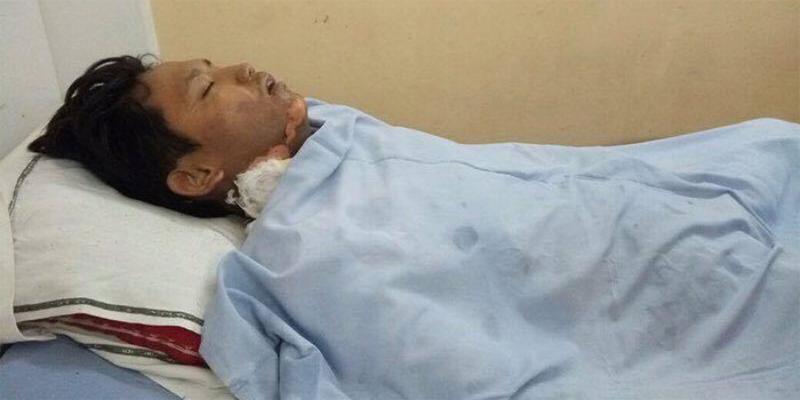 Breaking: A Tibetan Student Burns Self In Varanasi!