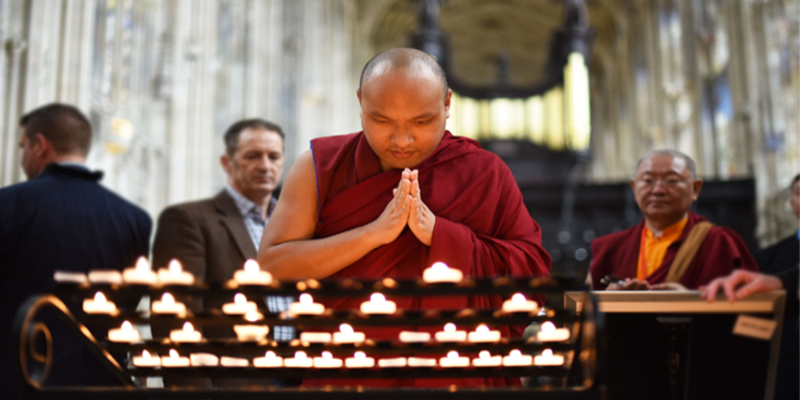 Karmapa Going Through Medical Treatment In US
