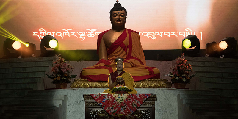 35th Kagyu Monlam Postponed, Karmapa Health Update