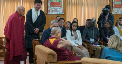 Dalai Lama Appointed Two Personal Emissaries Recently
