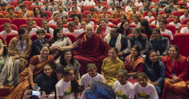 Dalai Lama Donates 1.25 Crore Rupees To Help Underprivileged Children