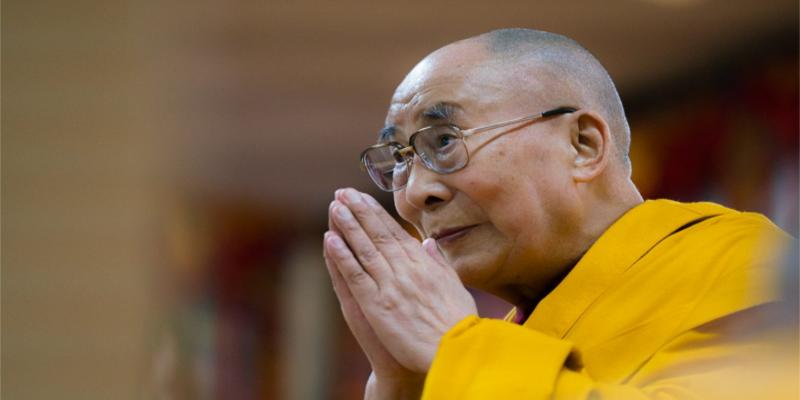 Dalai Lama Teaching Announced For 3rd November
