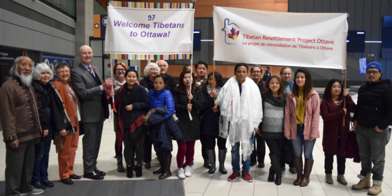 Last Tibetan Under Ottawa Project Arrives To Resettle In Canada