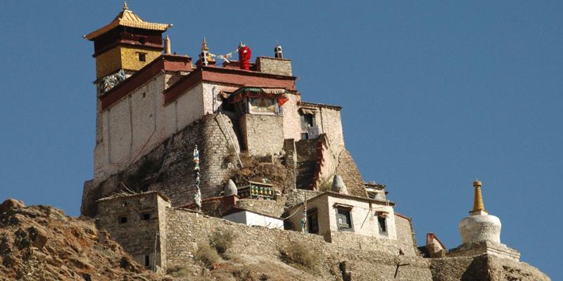 Now China To Renovate Yumbu Lakhang By Next April