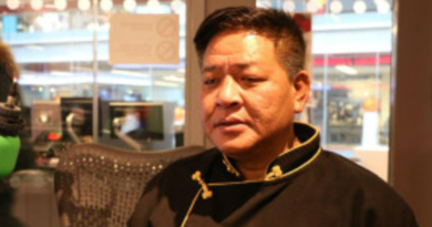 Penpa Tsering Says Is Calm And Patient But Important To Justify The Truth