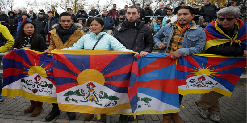 Tibet Flag Row Makes China Suspend Its Germany Football Tour