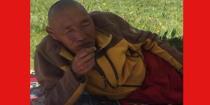 Tibetan Monk Burns Self To Dead In Protest China