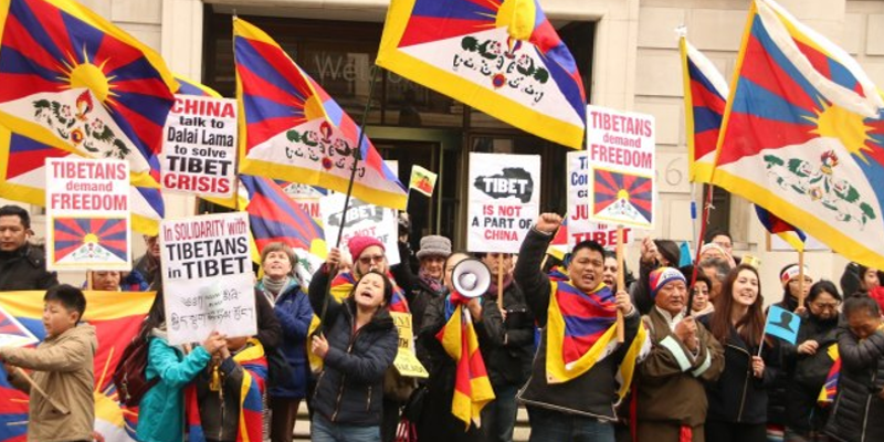 US Govt Will Not Support Tibet Cause Suggests Columnist