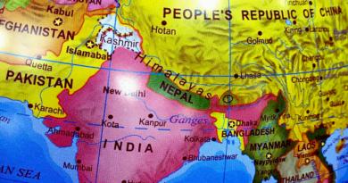 Arunachal Pradesh In China, Not India In World Maps From China