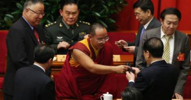 China Interfering Tibetan Faith For Political Gains
