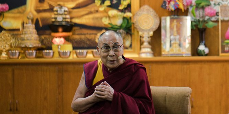 China Has To Pay For Development In Tibet As They Took Away Everything Once: Dalai Lama