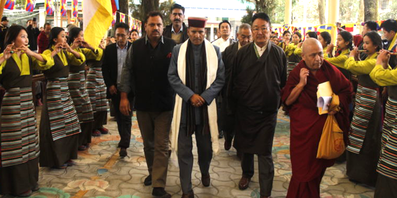 Confer India's Highest Honour Bharat Ratna On Dalai Lama: BJP MP