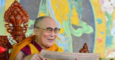 Dalai Lama Confers Hayagriva Initiation In Bylakuppe