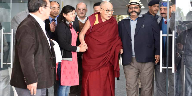 Dalai Lama May Never Travel Abroad For Events Now