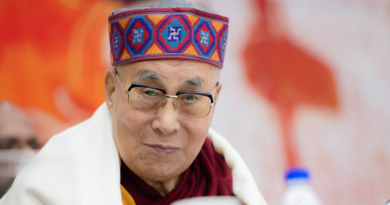 Dalai Lama Speaks At Convention For Global Peace Dharamshala