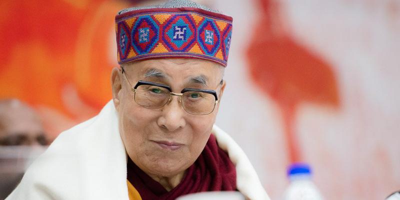 Dalai Lama Speaks At Convention For Global Peace Dharamshala