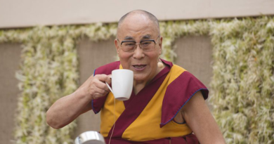 Dalai Lama is Always Right, Even When He is Wrong