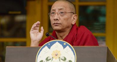 Kalon Karma Gelek To Take Additional Charge of Education Department