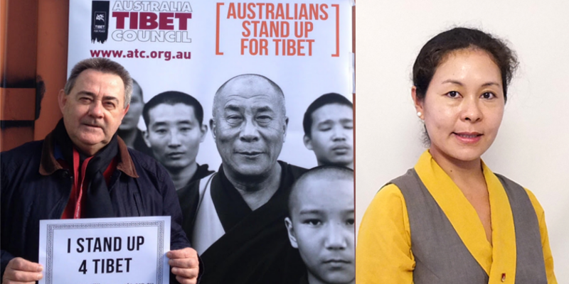 Paul Bourke Ends As Executive Officer Of Australia Tibet Council After 30 Years