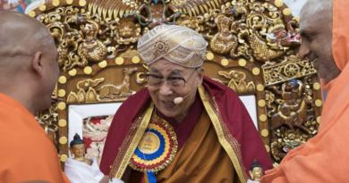 We Should Be Proud To Live In India Said Dalai Lama
