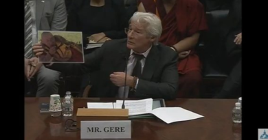 Oppression In Tibet Cannot Be Tolerated: Richard Gere