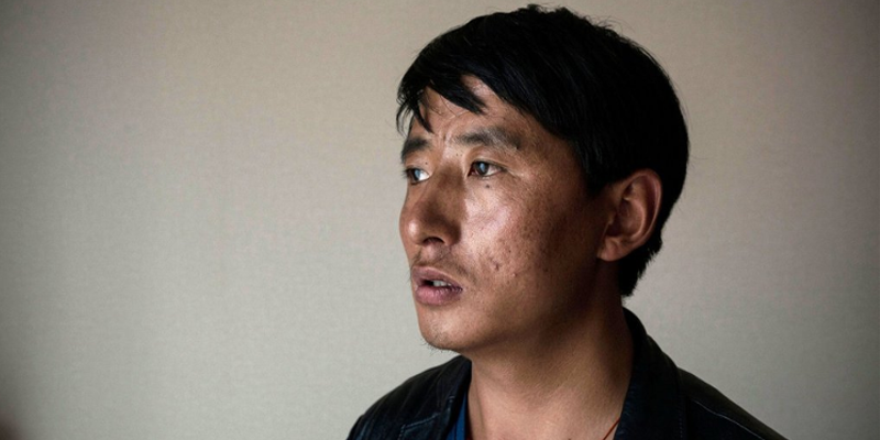 A Tibetan Faces Upto 15 Years In Prison For Approaching Law to Protect His Language