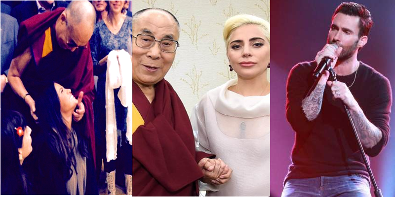 After Selena Gomez, Lady Gaga and Maroon 5 For Ties With Dalai Lama, China Bans Hip Hop, Tattooed Artists