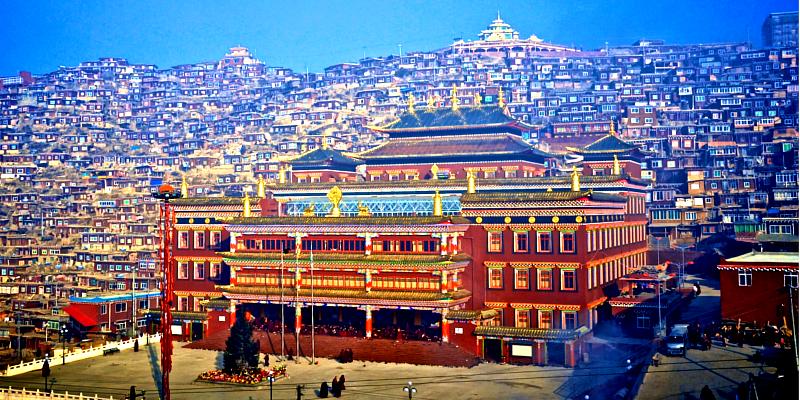 China Encroaches on Religious Freedom at Tibetan Monastery